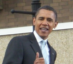 Obama as Othello ; A Shakespeare Parody. Act 1  Scene 4 - Bill Clinton Advises the President.