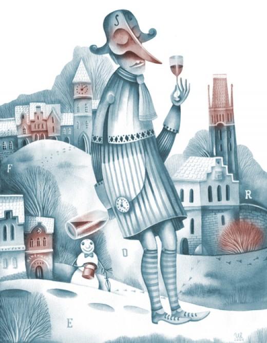 Harlequin: a euphemism for contaminated leftovers. Image:  Eugene Ivanov|Shutterstock.com