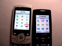 Primitive Samsung SGH 600