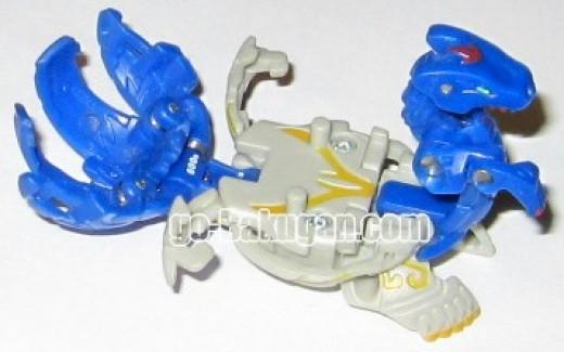 Blue Aquos Dual Color Lumagrowl 600G