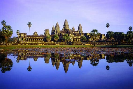 The Great Siem Reap with Magnificent Angkor Wat