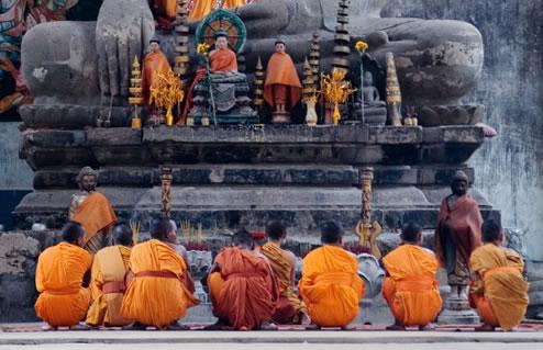 Famous Angkor Wat - Siem reap Cambodia