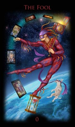 Tarot card care and storage