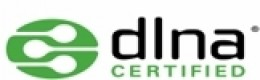 Look for the DLNA logo on your playback devices.
