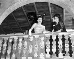 Two Beautiful Cuban Ladies in Ybor