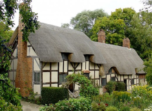 Hathaway Cottage This is a file from the Wikimedia Commons. Author: Bjenks I, the copyright holder of this work, hereby publish it under the following license: This file is licensed under the Creative Commons Attribution-Share Alike 3.0 Unported lice