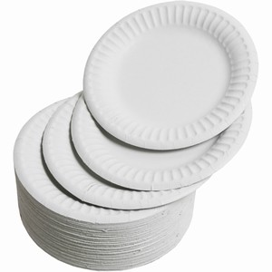 Paper plates (2)