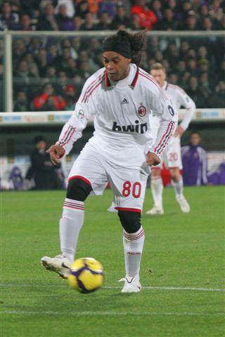 Ronaldinho - all photos from wikepedia