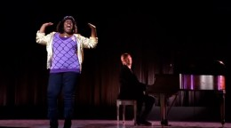 """Mercedes performing """"Respect"""" by Aretha Franklin"""