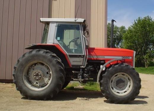 1990 Massey Ferguson MF3600