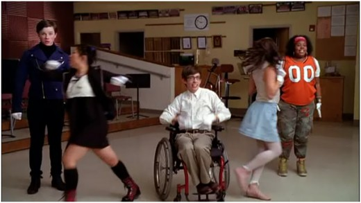 """New Directions performing """"Sit Down, You're Rocking The Boat"""" from Guys and Dolls"""