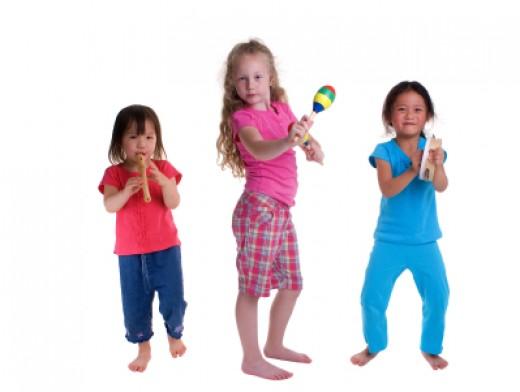 Musical kids!