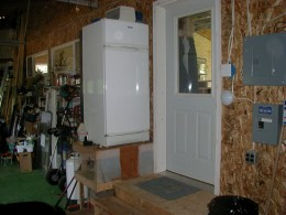 Off Grid Living: Propane Powered Refrigerator