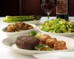Morton's Steak and Scallops