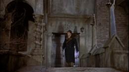 Peter Cushing as Dr Van Helsing in The Horror of Dracula (1958)