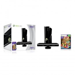 Xbox 360 Kinect Bundle Offer - Three in One!