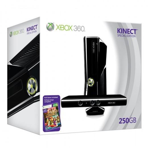 Buy Xbox 360 Kinect Bundle Online From Amazon
