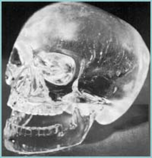 Carved from a single piece of quartz rock, it is speculated it took between 150 and 300 years to complete.