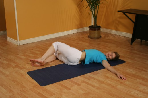 Reclining Two-Knees Twist