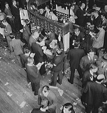 The NY Stock Exchange
