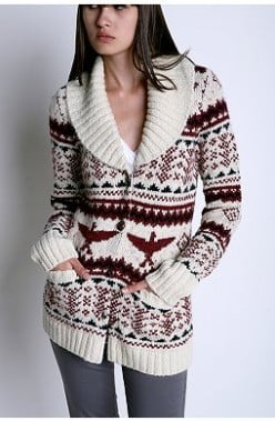 Hot Winter Trend: Fair Isle Sweaters
