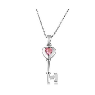 The Key to your Heart Necklace