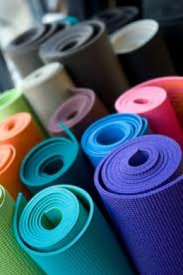 biodegradable yoga mats