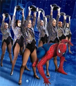 Spiderman--The Musical (God Help Us All)