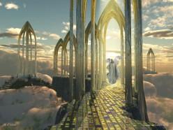 """""""Heaven's Golden Road"""""""