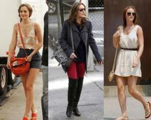 Leighton Meester is a HUGE fan!