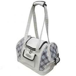 Это сумка-переноска для мелких животных.  Собачек там всяких, кошечек.
