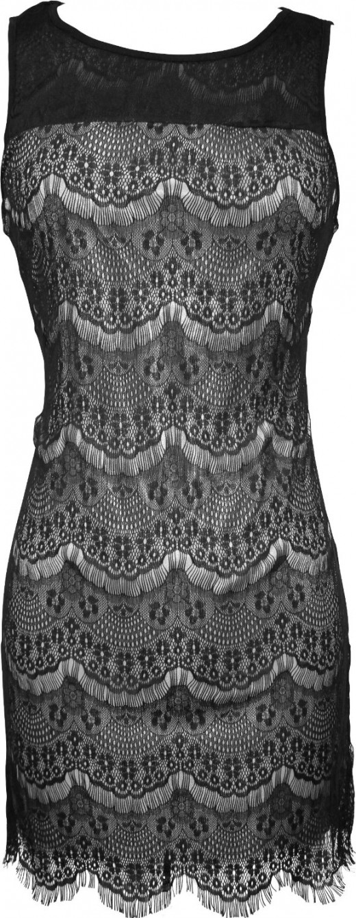 Dress in fasion - lace