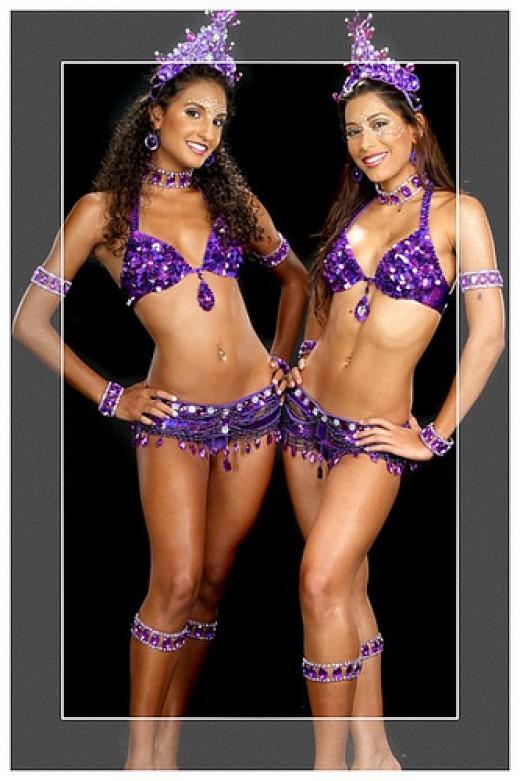 Trinidad Carnival Costumes