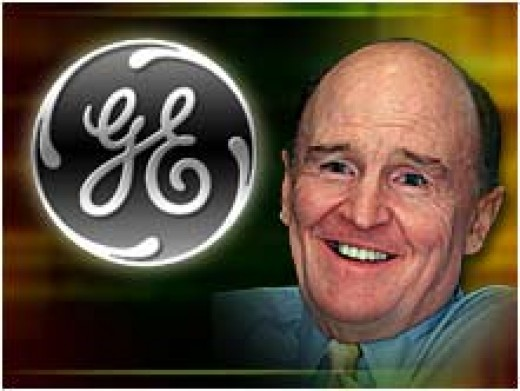 Jack Welch GE CEO 1981-2001