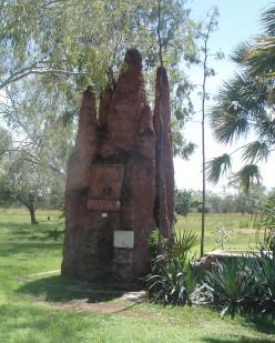 The Big Ant Hill (fibreglass)