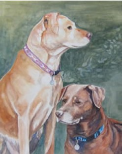 Ridgeback Tales: A Dog Called Little Stay Awhile