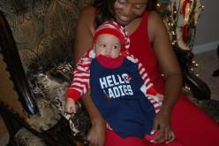 Xzazius & his MOM my daughter Nicole Elyse!