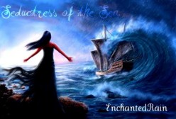 The Demon Ship...a Witch's Poem