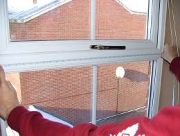 Measure the window