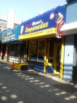 Fast Food Review: Mama's Empanadas in Queens