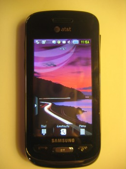 Samsung Solstice SGH-a887 Mobile Phone