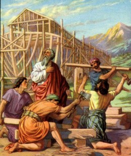 Noah Built The Ark