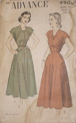 Dress in fashion - Vintage