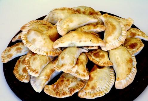 My own home made empanadas