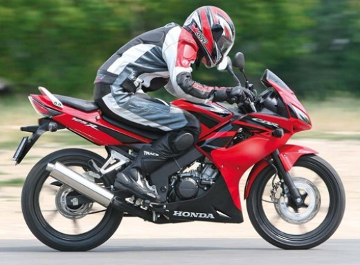 The Honda CBR 125 that I own is a 2008 and I have to tell you it is a fun