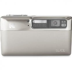 Kodak Slice 14 Megapixel 5X Optical Zoom LCD Touchscreen Point-and-Shoot Digital Camera