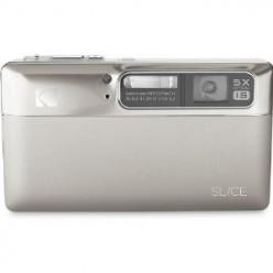 Kodak Slice 14 Megapixel 5X Optical Zoom LCD Touchscreen Point-and-Shoot Digital Camera