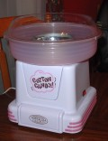 Home-cooked Cotton Candy