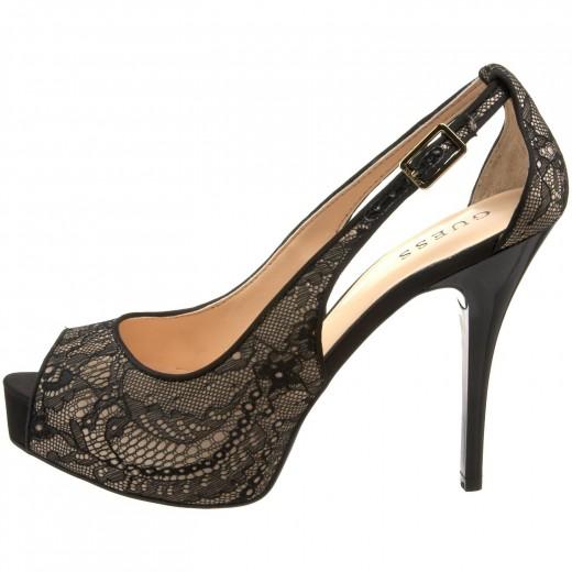 Dress in fashion - high heels