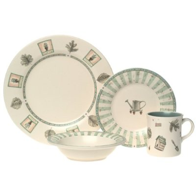Pfaltzgraff Naturewood Set